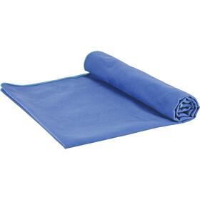 CAMPZ Microvezel Handdoek 60x120cm, blue